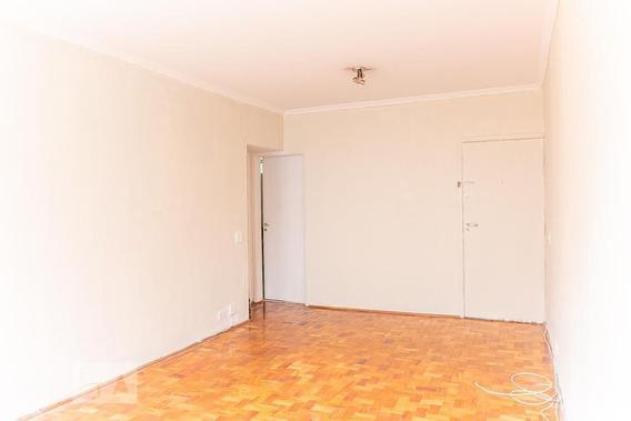 Apartamento No 1º Andar Com 2 Dormitórios E 1 Garagem - Id: 892989871 - 289871