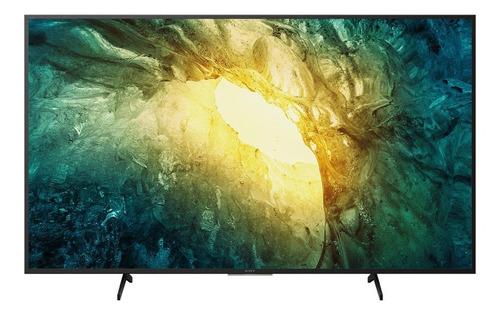 """Imagen 1 de 5 de Smart TV Sony Bravia KD55X750H/A DLED 4K 55"""" 110V/240V"""