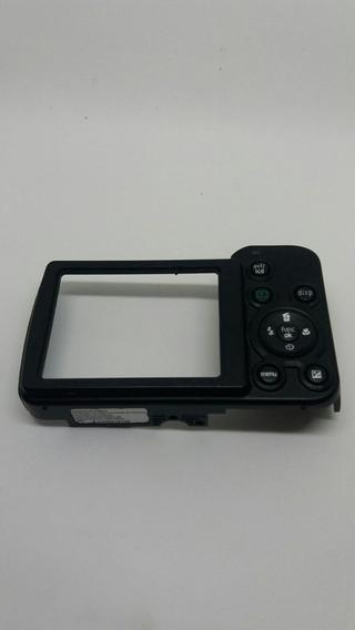 Carcaça Traseira Botões Câmera Maquina Digital Ge X500