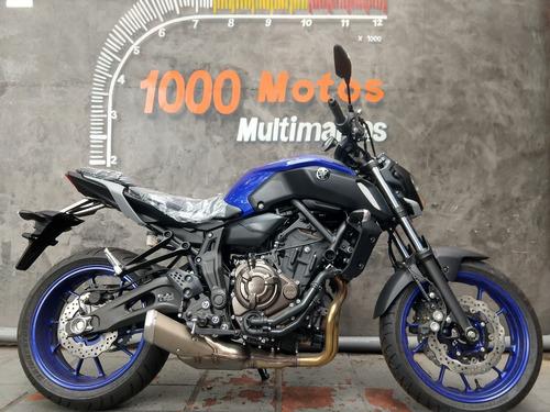 Yamaha Mt-07 Abs 2021