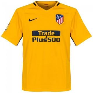 Camisa Athlético De Madrid Ii 17/18 (pronta Entrega )