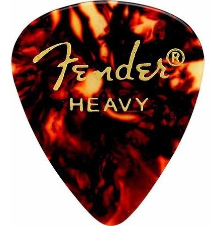 Palhetas Fender