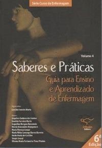 Saberes E Práticas: Volume 4 Org. Genilda Ferre