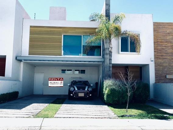 Moderna Casa De 3 Hab En Lomas De Juriquilla