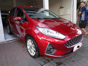 Ford Fiesta 1.6 16v Titanium Plus Flex Powershift 5p