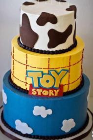 Bolo Toy Story Em Eva