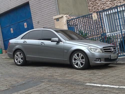 Mercedes-benz Classe C 1.8 Avantgarde Kompresor 4p 2009