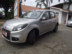 Renault Sandero 1.0 Express Tech Run Sport 2014 Impecável