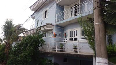 Casa-alto Padrao -arua - 03 Suites - 04 Vagas - Ca0017