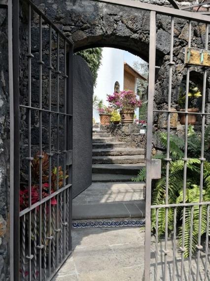 Casa Sola En Maravillas / Cuernavaca - Arc-217-cs