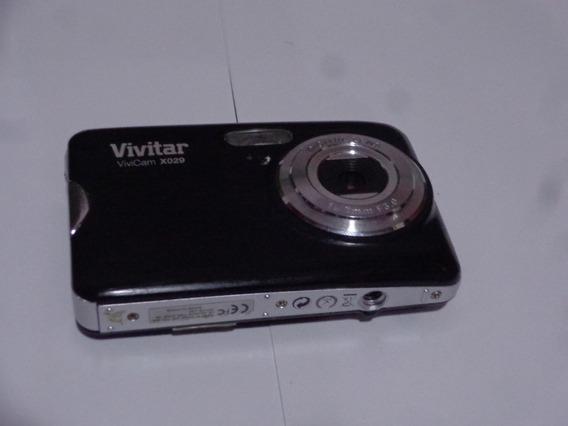 Câmera Fotográfica Digital Vivitar Vivicam X029