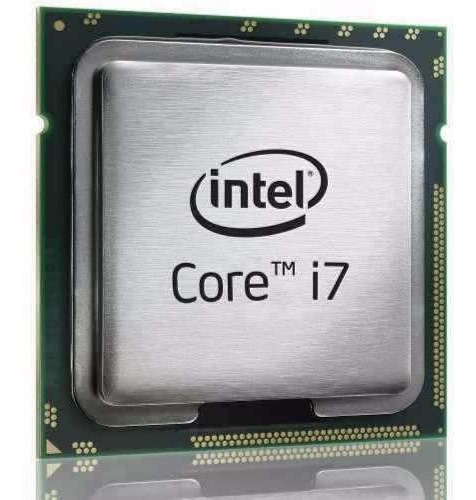 Intel Core I7 2600 @ 3.40ghz