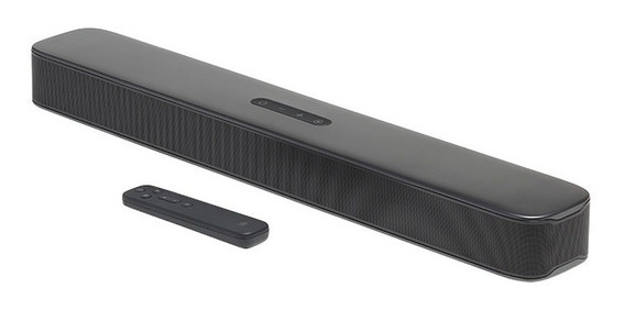 Soundbar Jbl Bar20aioblkbr 2.0 Canais 40w Bluetooth Hdmi Usb