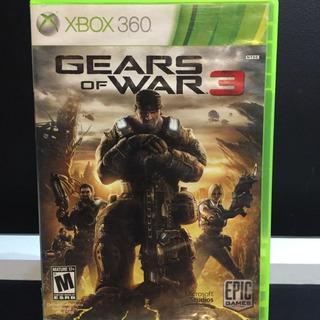 Gears Of War 3 - Videojuego Xbox 360