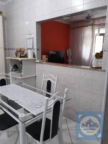 Imagem 1 de 21 de Casa Com 2 Dormitórios À Venda, 83 M² Por R$ 450.000,00 - Embaré - Santos/sp - Ca1054