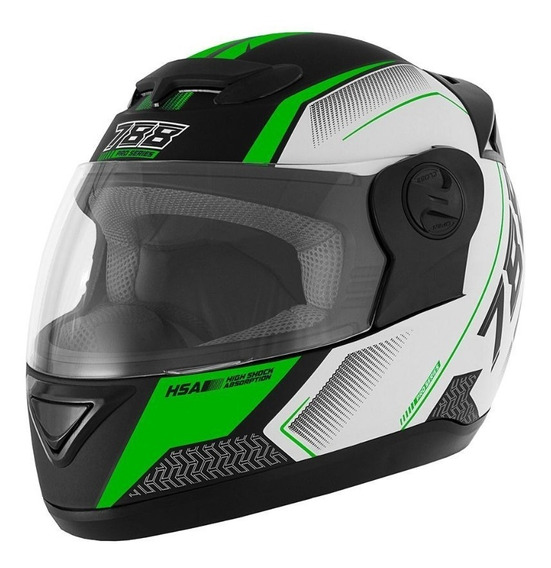 Capacete Masculino Evolution G6 Pro Series Tech Fosco
