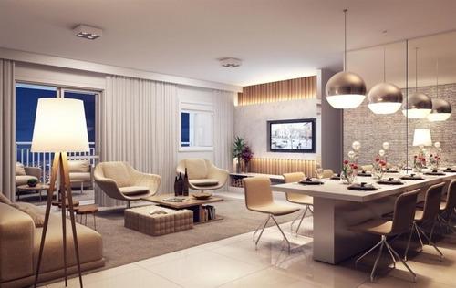Imagem 1 de 15 de Apartamento 3 Dormitórios, 1 Suíte, Terraço, 2 Vagas Tatuapé - 40