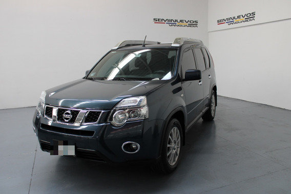 Nissan X-trail Blue Edition 2014