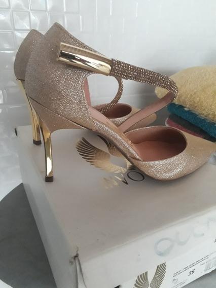 Sapato Feminino De Festas N°36