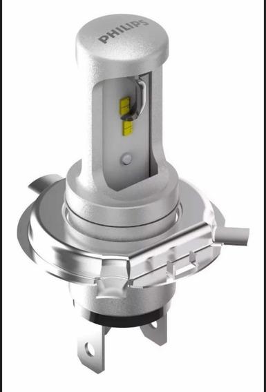 Lámpara Moto H4 Led Hs1 Led 12v Ultinon 130% + Brillo 6000k