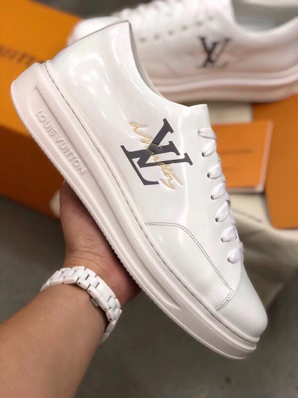 Zapatillas Louis Vuitton Pure White 40-46