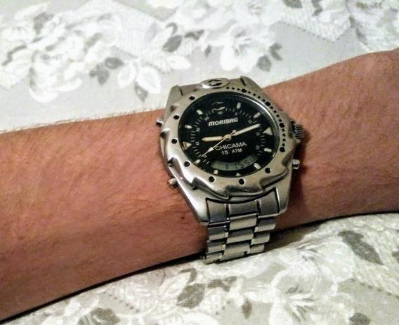 Relógio Technos Mormaii Sky Diver , Perfeito Funcionamento