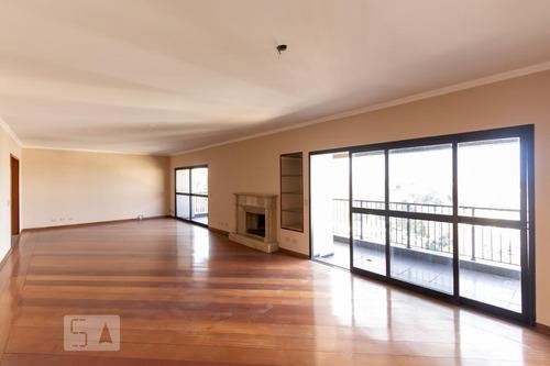 Apartamento À Venda - Panamby, 4 Quartos,  289 - S893053462