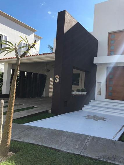 Casa En Renta Sin Muebles De 3 Recámaras, Piscina, Residencial Villa Magna, Cancún