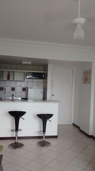 Apartamento Para Alugar No Itaigara Nascente Quarto E Sala Mobiliado 45m2 - Art012 - 34214547