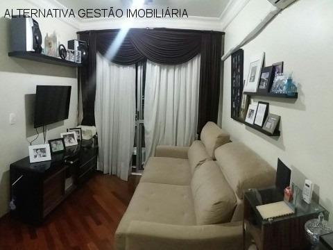 Apartamento Comercial Em São Paulo - Sp, Jardim Esmeralda - Apv2340