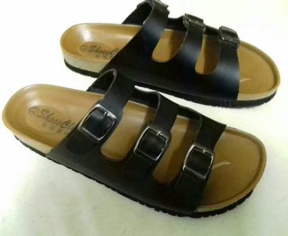 Sandália Masculina Shoes Clube Número 43