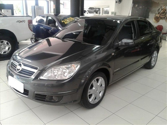 Chevrolet Vectra Elegance 2.0 Cinza 8v Flex 4p Manual 2006