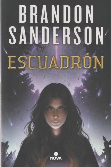 Libro/ Escuadrón - Brandon Sanderson