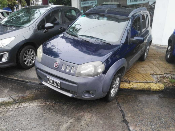 Fiat Uno Way 2011 101.500 Kmt Inmaculado