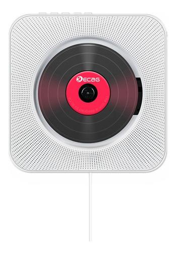 Portátil Montado Pared Música Reproductor Amplifica Audio