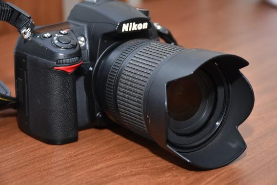 Câmera Profissional Nikon D7000