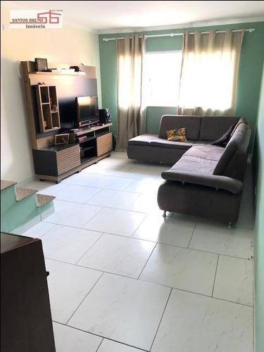 Sobrado À Venda, 100 M² Por R$ 437.000,00 - Parque São Luís - São Paulo/sp - So1383