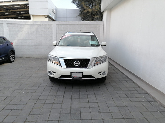 Nissan Pathfinder 2015 3.5 Exclusive At