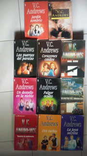 Libros De V.c. Andrews. Ubicado En Mérida.