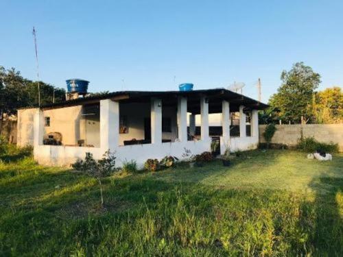 Chácara No Sitio Velho Com Almoxarifado Em Itanhaém - 7032
