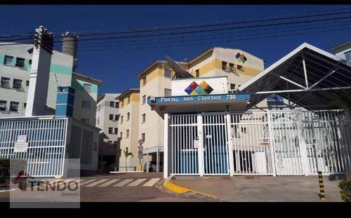Apartamento Com 3 Dormitórios À Venda, 61 M² Por R$ 235.000,00 - Jardim Ana Luiza - Itupeva/sp - Ap2411