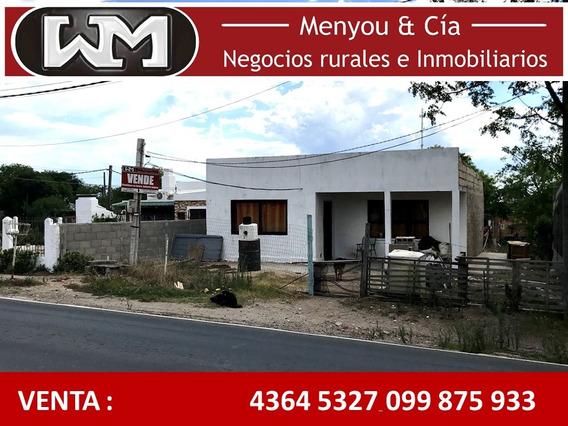 Venta Casa Trinidad Flores 2 Dormitorios Inmobiliaria Menyou