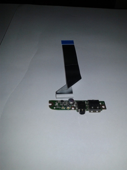 Placa Audio E Usb Ultrabook Hp 14 - Intel Core I7 8gb 1tb