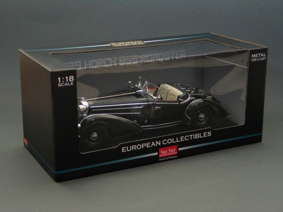 Mini Horch 855 Roadster 1939 Sun Star 1:18