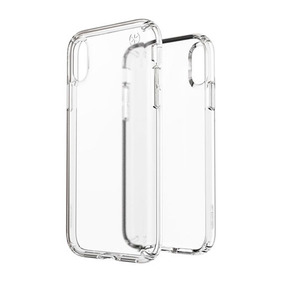 Funda Speck Presidio Stay Clear Iphone Xr Transparente