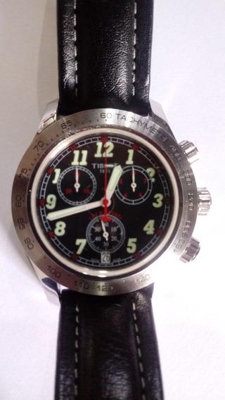 Relógio Tissot V8 Impecável! Caixa, Manual E Garantia