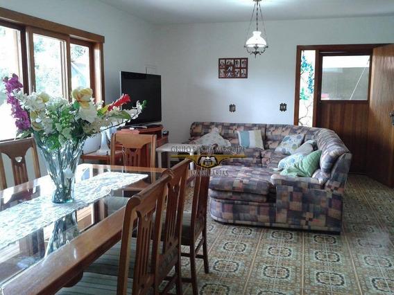 Casa Com 4 Dormitórios À Venda, 360 M² Por R$ 1.900.000,00 - Caputera - Arujá/sp - Ca0131