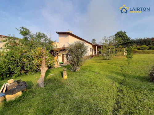 Chácara À Venda, 2600 M² Por R$ 400.000 - Jardim Estância Brasil - Atibaia/sp - Ch1386