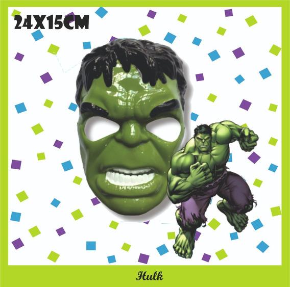 Hulk, Avengers Careta Mascara X 10 Unidades