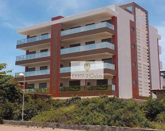 Apartamentos Alto Padrão, Vista Praia De Costazul/lagoa De Iriri, Rio Das Ostras. - Ap0319